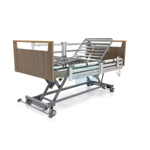 Elbacare Deluxe Thuiszorgbed Hoog Laag Bed Seniorenbed Papagaai Zorgbedonline Productfoto